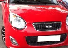 Bán ô tô Kia Morning SLX đời 2009, màu đỏ, Nhập khẩu