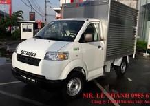 Xe tải Suzuki 7 tạ Carry Pro thùng kín inox 2 lớp giá rẻ + KM tại Suzuki Việt Anh