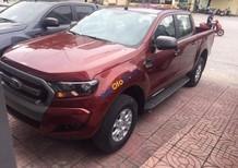 Bán xe Ford Ranger XLS 2.2L 4x2 MT đời 2017, màu đỏ, nhập khẩu nguyên chiếc, 644tr