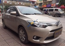 Cần bán xe Toyota Vios G đời 2015, màu vàng chính chủ