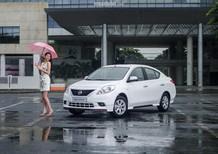 Bán xe Nissan Sunny đời 2017, màu trắng, xe nhập