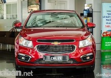 Bán ô tô Chevrolet Cruze 1.6MT đời 2017, màu đỏ, nhập khẩu