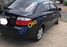 Bán Toyota Vios đời 2006, màu đen, giá chỉ 195 triệu