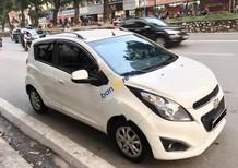 Bán Chevrolet Spark LTZ đời 2014, màu trắng chính chủ, 315 triệu