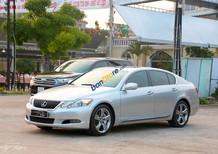 Cần bán Lexus GS 350 năm 2007, màu bạc, nhập khẩu nguyên chiếc