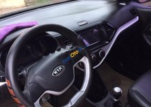 Cần bán Kia Morning đời 2011, màu xám, xe nhập