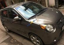 Cần bán xe Kia Morning SLX đời 2008, màu xám, nhập khẩu nguyên chiếc số tự động