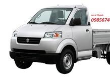 Cần bán xe Suzuki Super Carry Pro đời 2018, màu bạc, nhập khẩu chính hãng