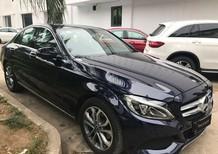 Cần bán Mercedes C200 2017, màu xanh Cavansite mới 99% tiết kiệm vài trăm triệu