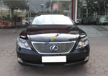 Cần bán xe Lexus LS 600HL đời 2009, màu đen, xe nhập, bản 4 chỗ đặc biệt