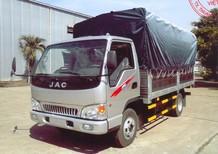 Bán xe tải JAC 1048/L500 tải 5 tấn Hải Phòng, Thái Bình, Hưng Yên giá rẻ
