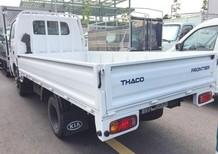 Bán xe tải Kia thùng lửng, 1.4 tấn, màu trắng