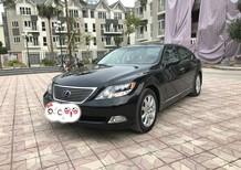 Lexus LS600hL sản xuất 2008. Đăng ký lần đầu 2010 chính chủ biển Hà Nội động cơ xăng điện 4 chỗ nhập khẩu nguyên chiếc