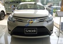 Bán Toyota Vios 1.5E số sàn, ưu đãi giá, tặng phụ kiện, hỗ trợ vay 95% giá trị xe