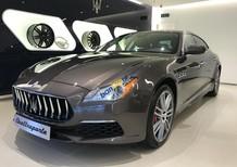 Xe Maserati Quattroporte giá tốt nhất, bán xe Maserati nhập khẩu chính hãng