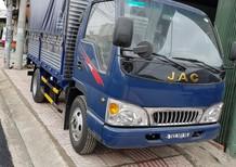 Xe tải Jac 2t4 màu xanh giá cực rẻ, có nên mua hay không