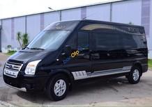 Cần bán xe Ford Transit Dcar Limousin đời 2018, màu đen
