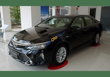 Bán Toyota Camry 2.0E model 2018 giá cạnh tranh, tặng phụ kiện chính hãng, hỗ trợ trả góp 80% giá trị xe