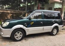 Cần bán lại xe Mitsubishi Jolie SS năm 2005, màu xanh lam còn mới