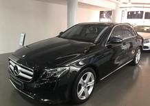 Bán ô tô Mercedes E250 năm 2016, màu đen