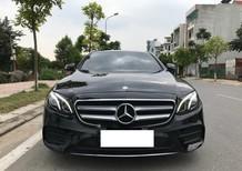 Mercedes E300 AMG mới 99.99%, màu đen, nội thất Da Bò, sản xuất 2017