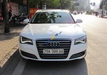 Bán Audi A8 2011 màu trắng