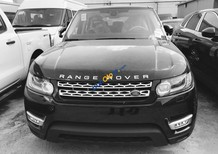 Giá xe Range Rover Sport SE, HSE, HSE Dynamic đời 2017- 2018 màu đen, xe nhập giá tốt