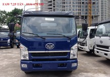 Xe tải GM Faw 7,25 tấn thùng dài 6m3, động cơ Yuchai 140PS cực khỏe, giá rẻ nhất cả nước