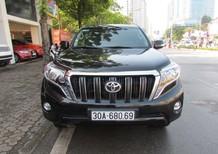 Bán Toyota Prado 2015, màu đen, nhập khẩu, 0 triệu