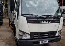 Xe tải Isuzu 2T2 thùng dài 4m3, hỗ trợ vay cao