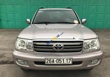 Cần bán lại xe Toyota Land Cruiser GX 4.5 đời 2000, nhập khẩu nguyên chiếc chính chủ