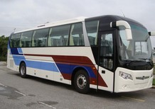 Bán trả góp xe khách ghế ngồi Daewoo 6117HKD 45 chỗ cao cấp đời mới, chất lượng đạt chuẩn, giá sốc