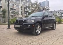 Cần bán BMW X5 Si 2007, màu đen, nhập khẩu chính hãng