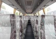 Xe khách Daewoo 6117HKD 45 chỗ-nhập khẩu trực tiếp từ Hàn Quốc-cam kết về chất lượng-giá rẻ, giao ngay