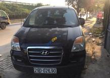 Bán ô tô Hyundai Starex sản xuất 2005, màu đen, xe nhập chính chủ, giá 235tr