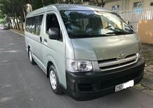 Bán xe Van (bán tải) Toyota 6 chỗ, 850 kg đời 2010, phom mới, máy ngon, khoẻ, điều hoà mát rét