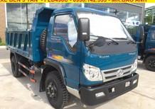 Giao ngay xe Ben 5 tấn FLD490C 1 cầu 5t, liên hệ 0938142553, hỗ trợ vay mua xe qua ngân hàng 75%