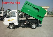Giá xe tải chở rác Tata 1t2 tốt nhất, nhập khẩu Ấn Độ