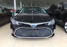 Bán xe Toyota Avalon Limited 2017, màu đen, nhập khẩu Mỹ