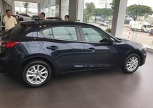 Mazda Bình Tân bán xe Mazda 3 HB mới 100%, bảo hành 5 năm, hỗ trợ trả góp 90%. Liên hệ 0909417798