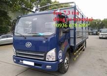 Xe tải Faw 7T3 (7 tấn 3) - 7.3 tấn động cơ hyundai đời mới nhất
