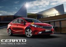 Kia Cerato 1.6, số sàn 5 chỗ, giá chỉ 530 triệu đồng