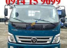 Bán xe Thaco Ollin 700B tải trọng 7,3 tấn, đời 2017, có bán trả góp