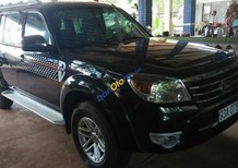 Bán ô tô Ford Everest đời 2010, màu đen chính chủ