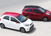 Kia Morning Si AT mới 100%, giá ưu đãi cực tốt, hỗ trợ ngân hàng đến 80%, có xe sẵn giao ngay