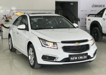 Cần bán Chevrolet Cruze LTZ đời 2018, màu trắng