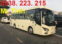 Cần bán trả góp Thaco Town Tb85 29 chỗ, bầu hơi mới 2018, giao xe nhanh, giá ưu đãi