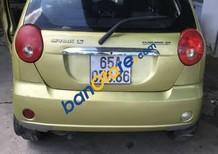 Bán xe Chevrolet Spark LT năm 2009, màu vàng chanh