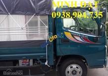 Bán xe tải Ollin 345 máy Isuzu 2.4 tấn vào thành phố, xe tải máy Isuzu 2.4 tấn, xe tải 2T4 trả góp, xe tải Thaco 2.4 tấn