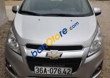 Cần bán Daewoo Matiz đời 2013, màu bạc giá cạnh tranh